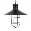 Подвесной потолочный ретро светильник SPL-1 (черный)