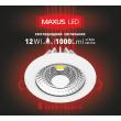 Точечный LED светильник 12W мягкий свет
