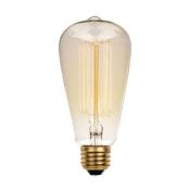 Лампа Эдисона ST64 цоколь е27 220В