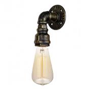 Настенный светильник из труб ST-1