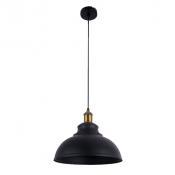 Потолочный светильник SPL-5 черный