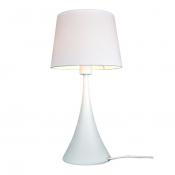 Настольная лампа Black and White, цвет белый