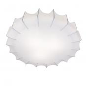 Светильник припотолочный, диаметр 73 см, белый Clouds на 3 лампы