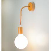 Бра оранжевый Firefly