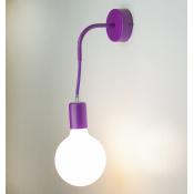Бра фиолетовый Firefly