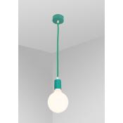 Подвесной светильник бирюза / бирюза FIREFLY