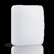 Светильник maxus настенно-потолочный 18W 3000К (1-LCL-003-04-S)