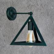 Настенный светильник LMP - 5 (оксид меди)