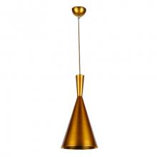 Светильник подвесной LP-45 185мм (золотой)