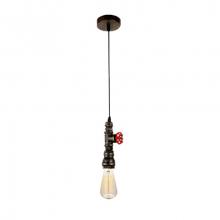 Подвесной светильник из трубы SPT-1
