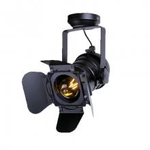 Потолочный светильник в стиле лофт LPM-6 (черный)