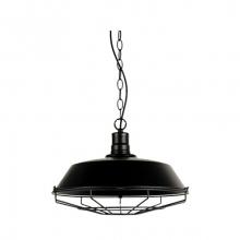 Светильник подвесной Altube black (360 mm)