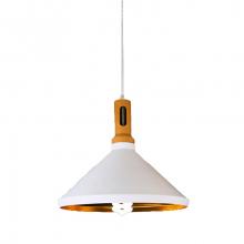 Светильник подвесной LP-33 белый
