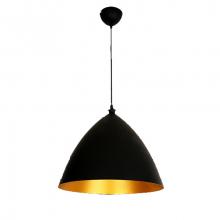 Светильник подвесной LP-43 черный