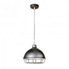 Светильник подвесной в стиле лофт LP-21 (серебро)