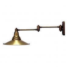 Настенный светильник P-06 ( золотой )