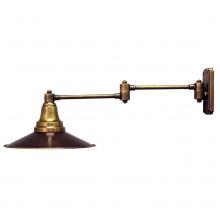 Настенный светильник P-06 ( коричневый )