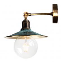 Настенный светильник P-19 ( зеленый )