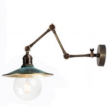 Настенный светильник P-11 ( зеленый )