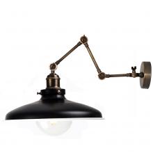 Настенный светильник P-07 ( черный )