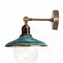 Настенный светильник P-18 ( зеленый )