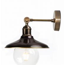 Настенный светильник P-18 ( коричневый )