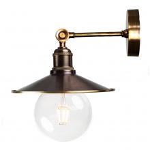 Настенный светильник P-19 ( коричневый )