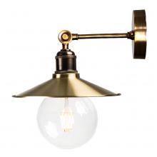 Настенный светильник P-19 ( золотой )