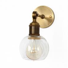 Настенный светильник P-22 ( золотой )