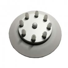 Потолочный крепеж для люстры K-8 (белый)