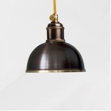 Подвесной светильник PS-19 ( коричневый )