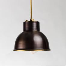 Подвесной светильник PS-20 ( коричневый )