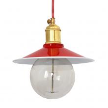 Подвесной светильник PS-26 (красный )
