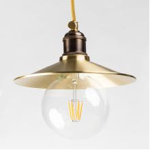 Подвесной светильник PS-27 ( золотой )