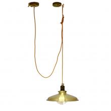 Подвесной светильник PS-28 ( золотой )