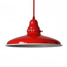 Подвесной светильник PS-30 ( красный )