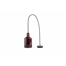Подвесной светильник PS-38 (вишневый)