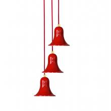 Подвесной светильник PS-47 (красный)