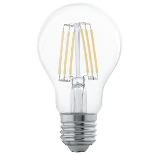 Лампа Эдисона LED  E27 A60 4W 2700K Clean 220V