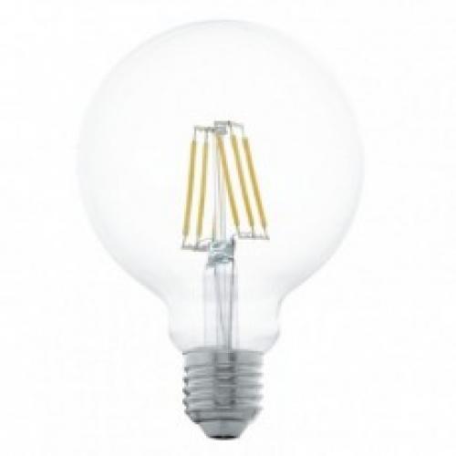 Лампа Эдисона G95 LED 8W Е27 220В