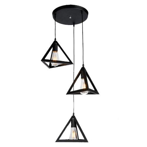 Потолочный светильник в стиле лофт LP-1