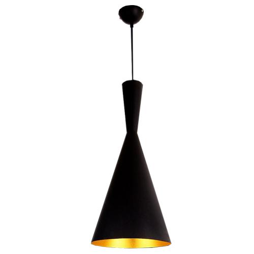 Светильник подвесной LP-45 250мм (черный)