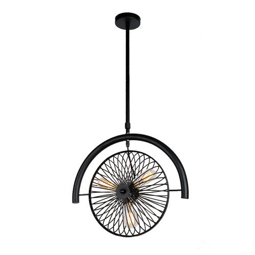 Потолочный светильник в стиле лофт LP-15