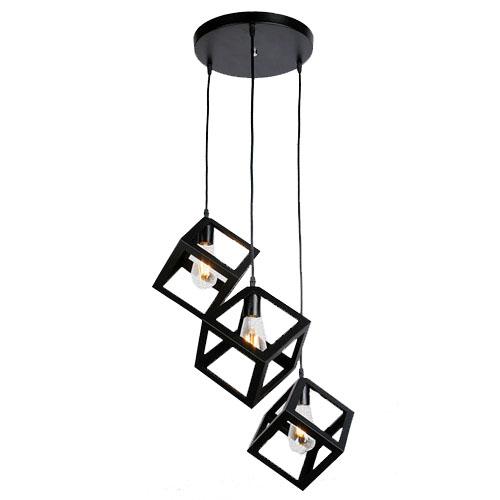 Потолочный светильник в стиле лофт LP-2