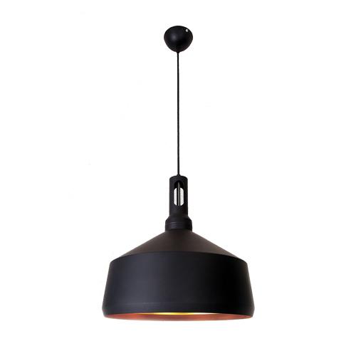 Потолочный светильник в стиле лофт LP-32 черный