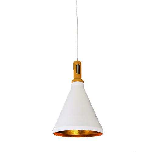 Светильник подвесной LP-34 белый