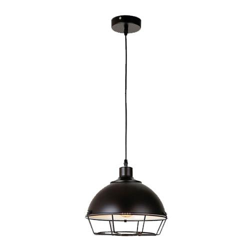 Светильник подвесной в стиле лофт LP-21 (черный)