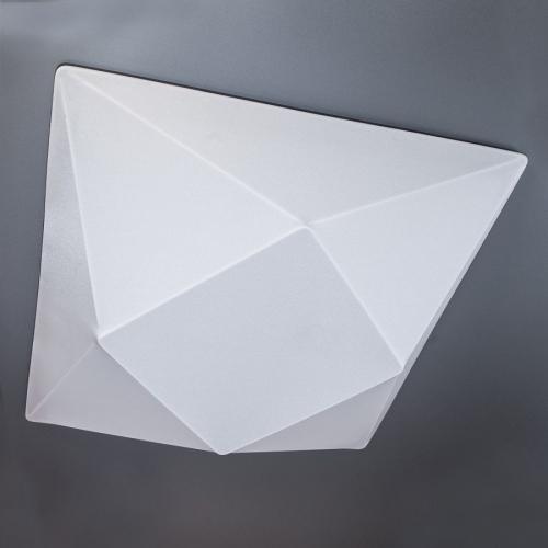 Светильник припотолочный 66x66 см белый Clouds Ромб в квадрате на 4 лампы