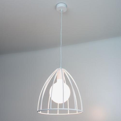 Светильник подвесной белый Sofia