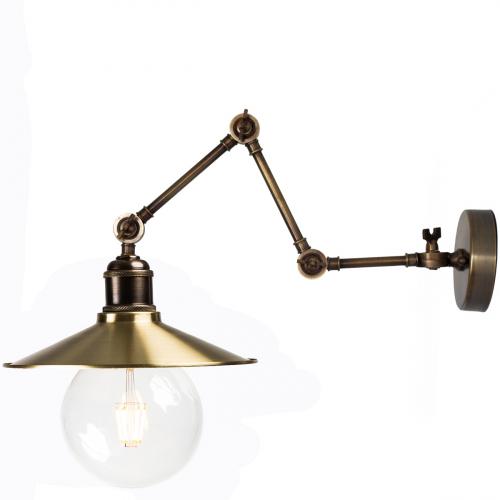 Настенный светильник P-11 ( золотой )